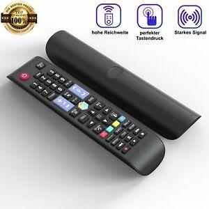 Ersatzfernbedienung Passend für alle Samsung TV´S Fernseher Smart TV LED (NEU)