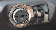 Opel Edelstahl Lichtschalter Blende Astra J Mokka Insignia Abdeckung Rahmen 2