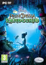 La Principessa E Il Ranocchio Disney Videogame PC IT IMPORT DISNEY INTERACTIVE