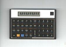 Hewlett Packard HP15C Calculator and Case Near Mint