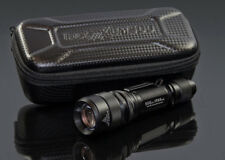 TactX LM500 Tactical Flashlight with Water Resistant Hard Case + FREE SHIPPING!