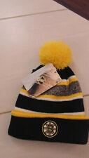 Boston Bruins NHL Hat Cap Tuque Mens Womens  New NWT