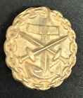 Navy wound gold badge - Kreigsmarine