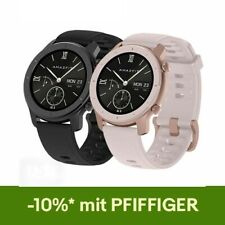 AMAZFIT GTR 42mm 1.2 zoll Smartwatch AMOLED Screen GPS 5ATM Waterproof