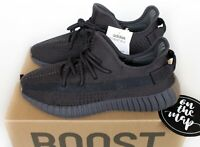 Adidas Yeezy Boost 350 V2 Triple Black Cinder Non Reflective 5 9 10 11 15 16 New
