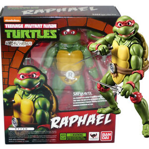 Bandai Tamashii Limited S.H.Figuarts Teenage Mutant Ninja Turtles Raphael Figure