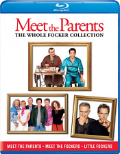 Meet the Parents: The Whole Focker Collection [Blu-ray] [NEW]