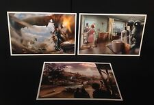Fallout 4 - 3 Exclusive Collectors Postcards - Official UK Promo - New & Sealed