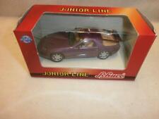 Schuco junior line PORSCHE 928 Violet S4 En parfait état, dans sa boîte 1:43