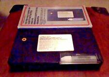 REALISTIC VHS PAL NTSC VIDEO CASSETTE WET & DRY CLEANING SYSTEM Complete 80's