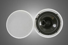 BRAND NEW DLS IW428 8-inch Round In-Ceiling Speakers IW-428