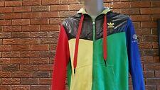 Adidas jacket. Rasta South Africa World Cup Bob Marley. Size Large