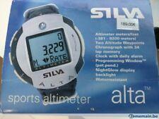 reloj altimetro silva alta sports.
