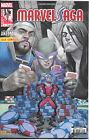 Marvel Saga N°4 - Panini-Marvel Comics - Décembre 2016