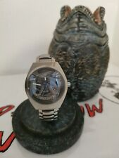 GIGER ALIEN Watch Resin Egg Display RARE JAPANESE EXCLUSIVE Fossil LTD ED Used
