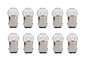10x 90 Bright Miniature Automotive Light Bulbs Lamp G-6 Mini Car Trunk Marine