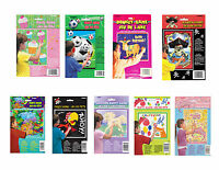 CHILDREN'S PARTY GAMES - PIN THE TAIL ON THE DONKEY, PRINCESS, PIRATE ETC