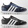 adidas X White Mountaineering WM Racing 1 Mens Trainers Black Navy SIZE 6 7 7.5