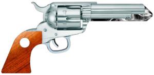 Cowboy Gun House Key Blank SC1 Single Action Schlage