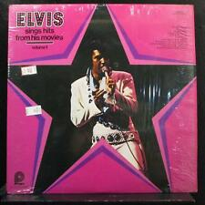 Elvis Presley - Sings Hits From His Movies Volume 1 LP Mint- CAS-2567 Record