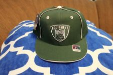 New York Jets NFL Shield Logo Reebok Flat Billed Fitted Hat/Cap Size 7 1/2 NWT