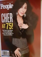 People Special Edition CHER AT 75!   2021