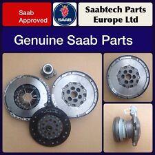 Saab 9-3 1.9 DT 8v 120BHP Volante De Inercia Doble,Embrague y Cilindro Receptor