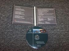 2003-2004 Mercedes Benz S350 S430 & 4Matic S55 AMG Service Repair Manual DVD