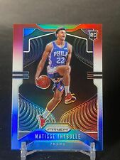 2019-20 Panini Prizm Matisse Thybulle #290 RED WHITE BLUE RC Rookie 76ers (S2)