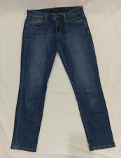 Joe's Jeans  Rolled Crop Capri Womens Size 27 Raimi Wash Stretchy Comfortable