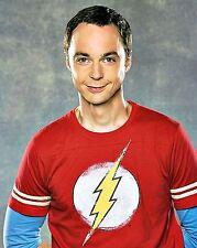 The Big Bang Theory Jim Parsons Glossy 8x10 Photo