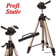 PROFI Stativ f. NIKON D3400 D3300 D3200 D3100 Tasche Fotostativ Kamerastativ NEU