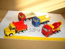 Konvolut Nr. 384 SIKU Mercedes Benz, u.a., Kipper, Mischer, Pritsche