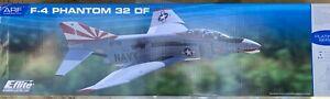 Eflite F-4 Phantom 32 Platinum Series ARF EFL8125