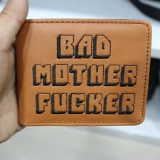 brieftasche bad mother fucker pulp fiction wallet  movie film Best Gift