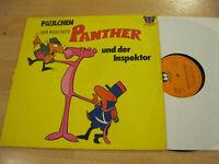 LP Paulchen der Rosarote Panther und der Inspektor Vinyl Für Dich 121 168