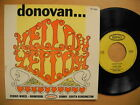 DONOVAN Mellow Yellow / Ferris Wheel / Guinevere + 1 45 7
