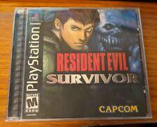 Resident Evil Survivor PlayStation 1 (PS1) Complete