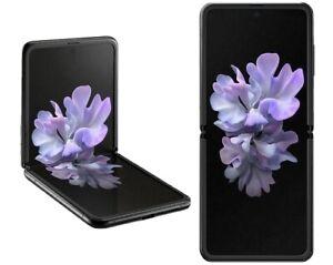 Samsung Galaxy Z Flip SM-F700F/DS 256GB miroir noir...