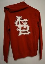 St. Louis Cardinals Hoodie Forty Seven 47 Brand Small Unisex New