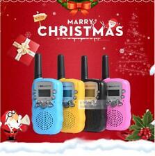 A pair Children Radio Toy Walkie Talkie Kids Radio UHF Two Way Radio Xmas Gifts