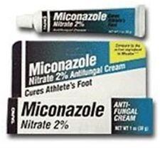 4 Pack - Taro Miconazole Nitrate 2% Antifungal Cream 0.5 oz Each