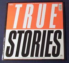 """ True Stories  "" Talking Heads -  vinyl  LP -Excellent Condition"