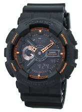 Casio G-Shock Analog-Digital GA-110TS-1A4 Men's Watch