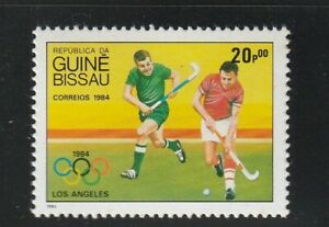 Croquet, Hockey, Olympic Los Angeles 84,