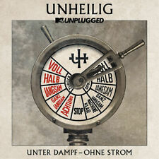 """UNHEILIG - MTV Unplugged """"Unter Dampf - Ohne Strom"""", 2 Audio-CDs"""