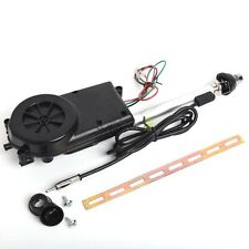Universal AM/FM Car Electric Aerial Automatic Antenna Wing Power Booster Kits