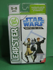 Jeu Star Wars Maths du Jedi pour console Leapster / Leapfrog
