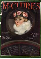 1916 McClures October Cover by Neysa McMein - Rare