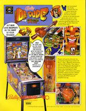 Dr Dude Pinball - CPU Rom Set L-2 [U26, U27] [Bally System 11]